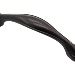 Oil Rubbed Bronze Rounded Foot Kitchen Cabinet Drawer Handles